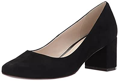 Cole Haan Women Womens Justine Pump 55Mm W06089/Black/Suede M