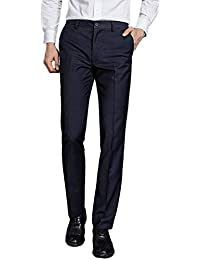 Targogo Blazer Cruzado De Sarga Vintage para Hombres Fiesta De Pantalones  con 2 Vestir Chaleco Ajustados Pantalones De Traje De Boda… 10bddc5b6afd