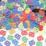65TH Birthday Table Confetti by Every-occasion-party-supplies
