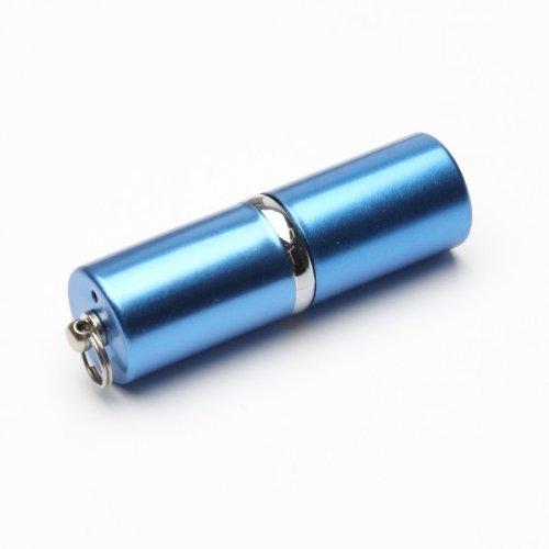 aricona Metall USB Stick mit 8GB in runder Form, Speicherkapazität USB 2.0 Speicherstick, Plug & Play Funktion, sicher und stabil