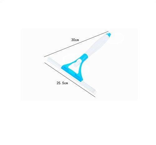 Feleph-lavavetri-pulizia-vetri-tergicristallo-lama-di-gomma-impugnatura-antiscivolo-blu