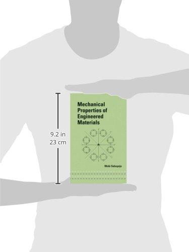 Mechanical Properties of Engineered Materials (Mechanical Engineering)