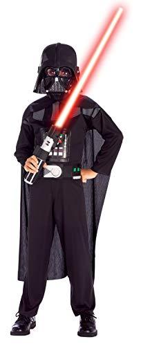 Rubie's costume darth vader per i ragazzi - 8 a 10 anni
