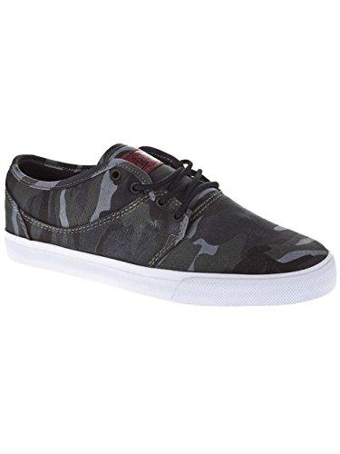 Globe Mahalo GBMAHALO_C Unisex-Erwachsene Sneaker black tonal camo