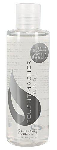 ORION Gleitgel Frecher Feuchtmacher 200 ml - Neutrales Gleitmittel auf Wasserbasis für sie und ihn, langanhaltende Gleitcreme, 100% vegan (Wasserbasiert anal 200ml)