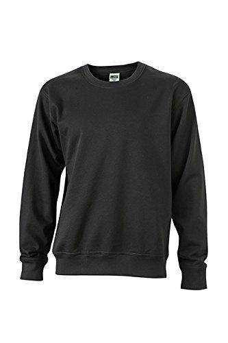 James & Nicholson Workwear Sweater Sweatshirts, Men, Workwear Sweat