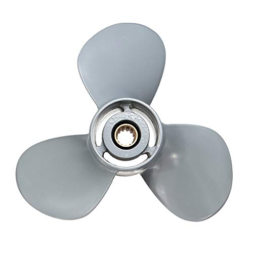 JenNiFer 11 1 / 8 X 13 Aluminum Propeller for Honda Outboard Motor 35-60Hp 58130-Zv5-012Ah