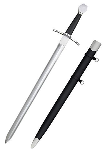 Agincourt Ritterschwert Mittelalter + scharf + echt von Hanwei ®