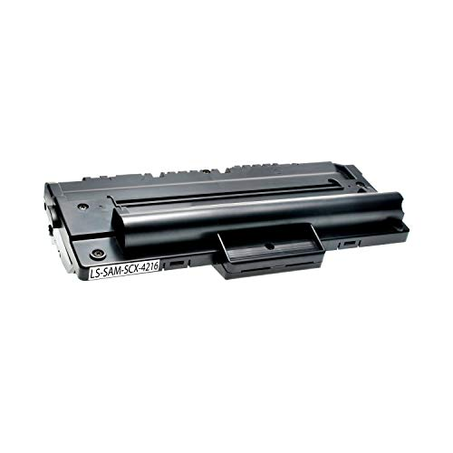 Toner kompatibel für Samsung SCX-4216FN 4214F 4166 4016 SF-560 565P 750 755P CF 560 750 Msys 7500 Series 755P -SCX-4216D3/ELS - Schwarz 4.000 Seiten -