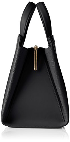 Cavalli - London Bag 002, Borsa a spalla Donna Schwarz (Schwarz (Black))