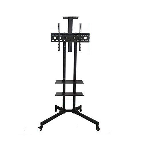 Höhe Einstellbar Tv-wagen (Storage racks Xiaolin Mobiler TV-Ständer/Rollendes Display Höhe Und Drehwinkel Einstellbar - Geeignet Für 32