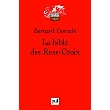 La bible des Rose-Croix