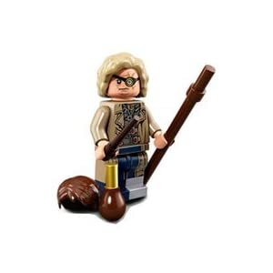 Lego Harry Potter Series 1 - Mad-Eye Moody Minifigura (14/22)  LEGO
