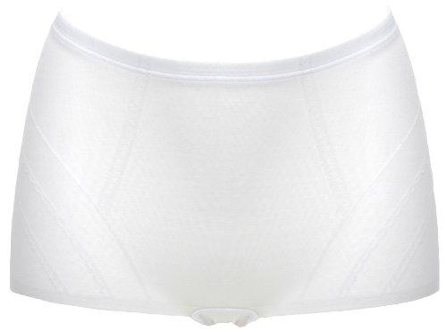 Ex-Store Slip, enge Passform, niedrige geschnittene Schenkelpartie Weiß - Weiß