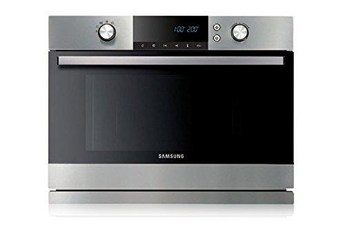 Samsung GEO FQ115T - Horno 42L, 2850W, Eléctrico, Incorporado, Acero inoxidable, Botones, Giratorio...