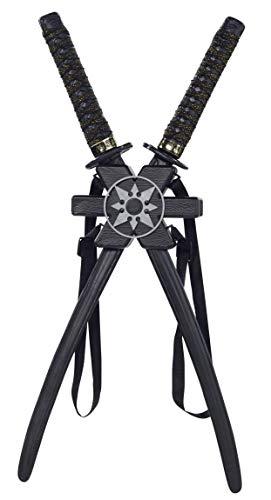 Enter-Deal-Berlin Ninja Rückenholster mit 2 ()