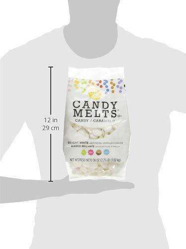Wilton Bright White Candy Melts, 1020g (36oz)
