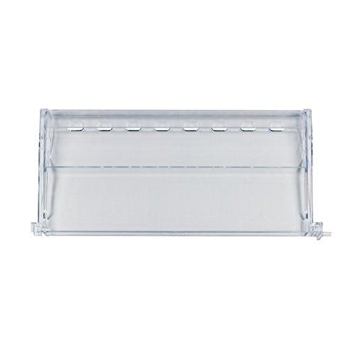 Bauknecht Whirlpool 481010733414 ORIGINAL Gefrierfachklappe Frosterfachklappe oben Gefrierschrank Kühlschrank auch Indesit C00326374