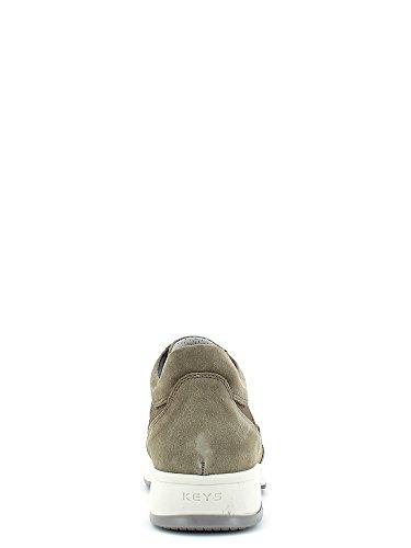 Keys , Chaussures de ville à lacets pour homme Beige - Beige