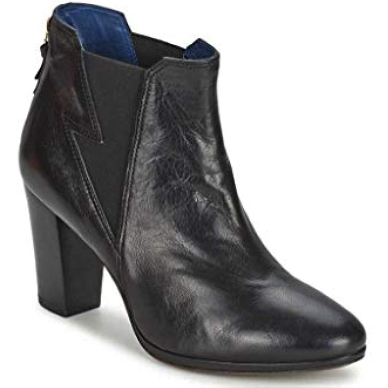 Schmoove - Boots Femme - - - Picture Flash - Noir - B07HGDJV9D - d81960