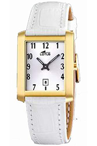 Lotus Ladies Womens Analogue Quartz Watch with Leather Bracelet 15605/6