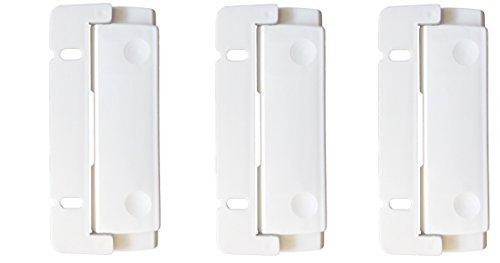 3 Taschenlocher weiß - Papier lochen - Locher abheften - leicht und mobil