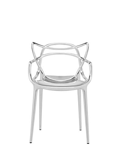 Kartell Masters Chaise Argent