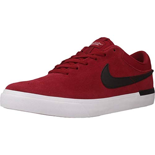 hot sale online 1b4cd 212f8 Nike SB Koston Hypervulc, Zapatillas para Hombre, (Red Crush Black White 001