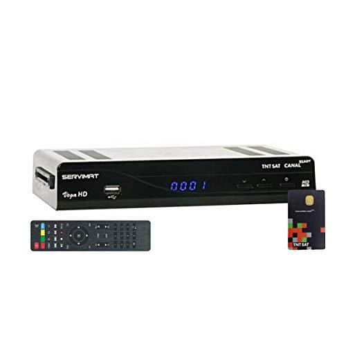 Servimat Vega HD (DVB-S2 )