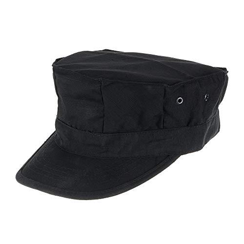 Lejie Camuflaje Sombrero Militar Los Hombres Cadete