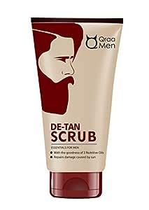 Qraa De-Tan Scrub For Men - 100 g