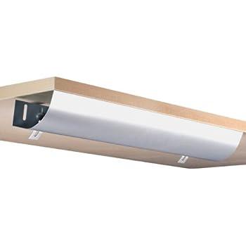 Ergobasis goulotte à cables / canal de câbles, escamotable, longueur 760 mm, pour bureaux