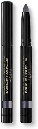 Euphidra Matitone Occhi Waterproof, 01 Fumo - 176 ml