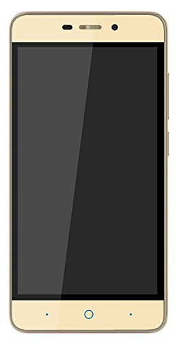ZTE Blade A452 Smartphone débloqué 4G (Ecran: 5 Pouces - 8 Go - Double SIM - Android),(Importé),Or