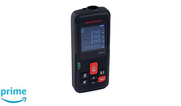 Hc laser distanzmessgerät tragbar griff digital maßnahme mit