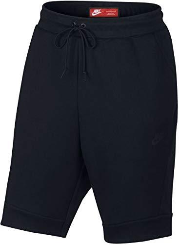 Nike Herren Tech Fleece Shorts, schwarz, L-48/50