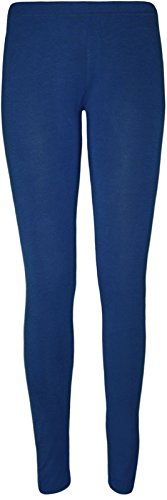 Unknown - Legging - Skinny - Femme Multicolore Bigarré Taille Unique Bleu Marine