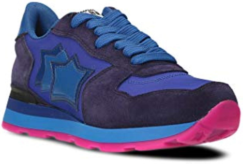Atlantic Stars scarpe scarpe scarpe da ginnastica Donna GEMMAGV20N Camoscio Viola | Imballaggio elegante e robusto  0a7f56