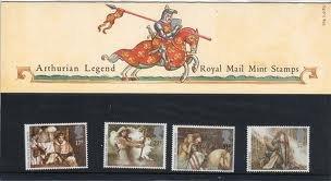 Musik 1985Film und Computerspiel Präsentation Pack PP141(bedruckt Nr. 164)-Royal Mail Briefmarken