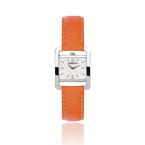 Damen Uhr - Michel Herbelin - 5ème Avenue - Sapphirglass - 17037/TR21OR