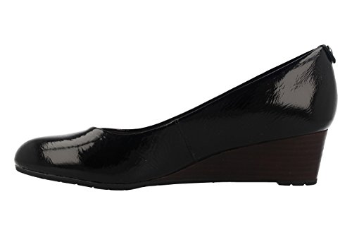 Clarks Shoes 26.132.866 Vendrã¡ Bloom Black Black