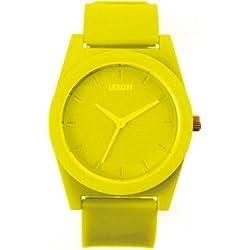 Uhr Lexon Frühling Gelb