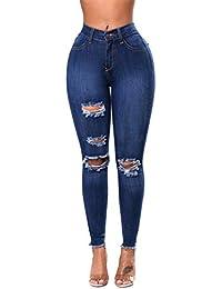 cc4f62048e TieNew Vaquero Azul Jeans Wonder   Push Up Súper Pitillo Skinny Jeans  Efecto Wonder Colombiano Levanta