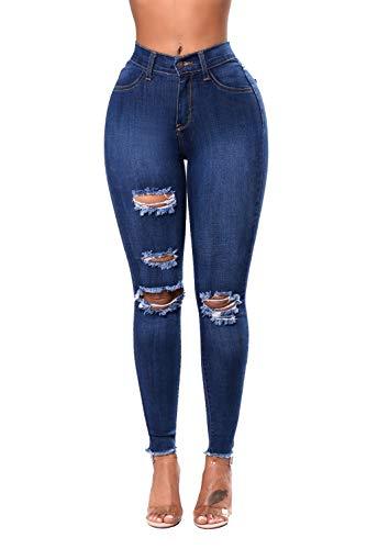 TieNew Vaquero Azul Jeans Wonder / Push Up Súper