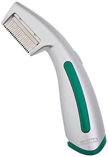 Gima 24402 - Peine para piojo, color plateado y verde