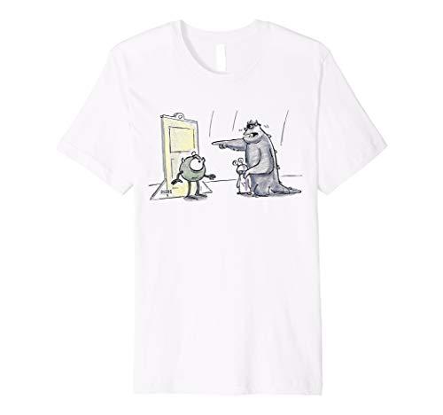 Disney Pixar Monsters Inc. Sulley Mike Boo Graphic T-Shirt (Pixar Monsters Inc)