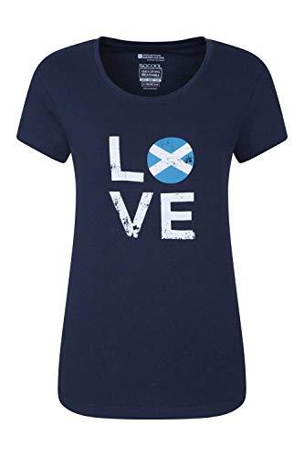Mountain Warehouse Damen-T-Shirt mit Aufdruck