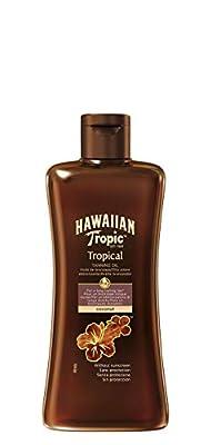 Hawaiian Tropic Tropical Tanning