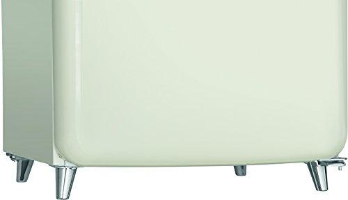 Bomann Kühlschrank Schublade : Bomann ksr 350 kühlschrank a retro design kühlen 108 l