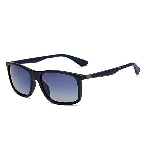 TR Glasses Classic Rice Nail Hochwertige Sonnenbrille Polarized Men Sonnenbrille Brille (Color : 01Gray, Size : Kostenlos)